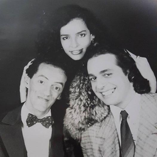 trio atores