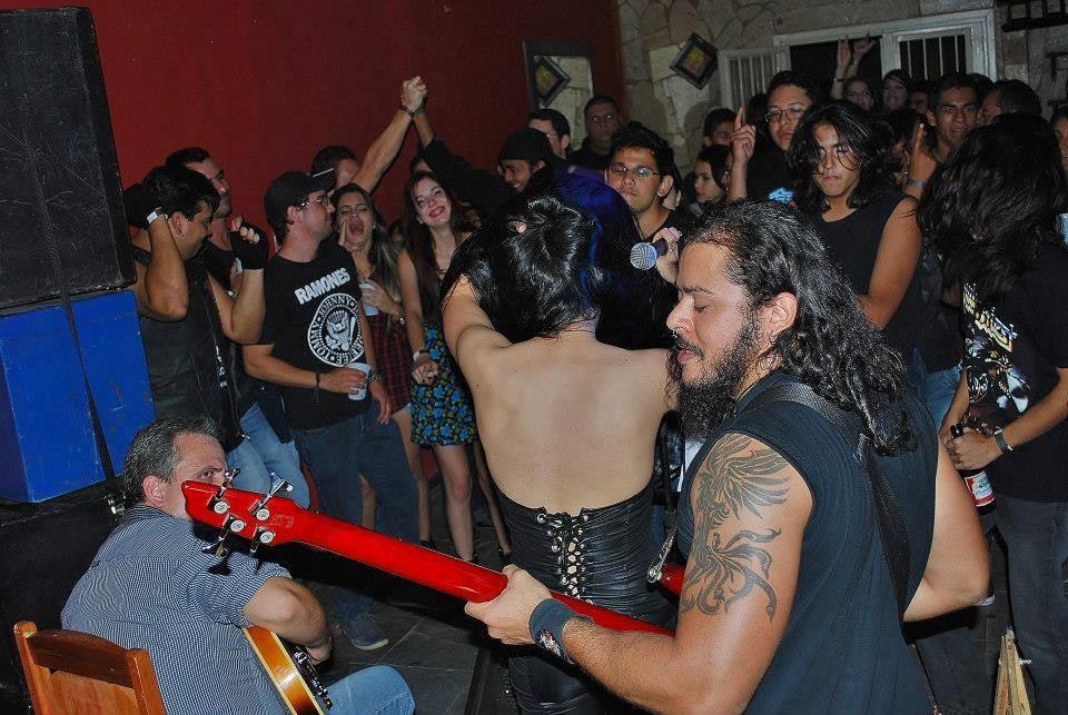 Edição anterior do Cáceres Fest Rock