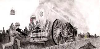 Ilustração de Giovani Gabriel (Giggio)
