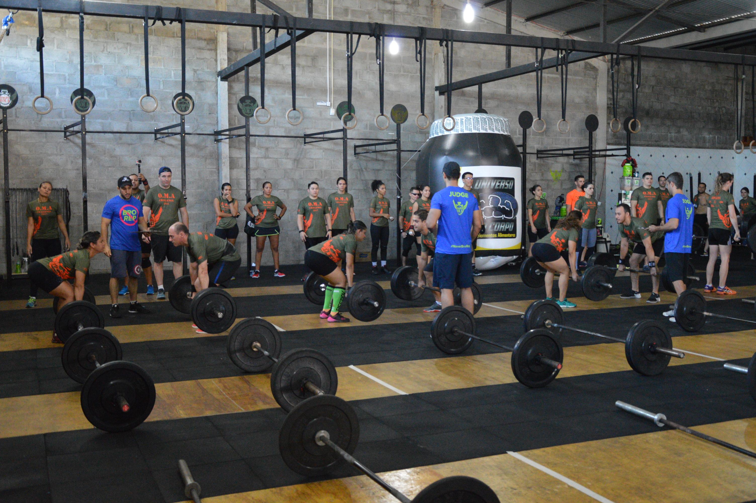 Crossfit Esporte Paixão Comunidade Cidadão Cultura