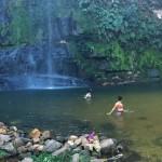 Cachoeira Pé da Serra // Foto: Carol Marimon